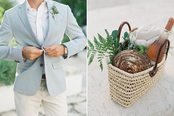 Picnic Anniversary | Romantic Vow Renewal Wedding Inspiration in Florida from Simply Sarah Photography