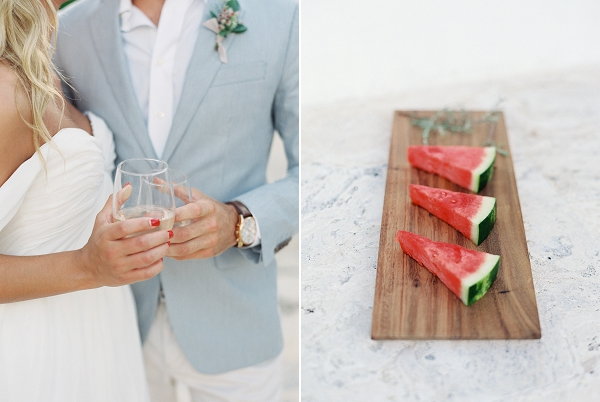 Anniversary Session | Romantic Vow Renewal Wedding Inspiration in Florida from Simply Sarah Photography
