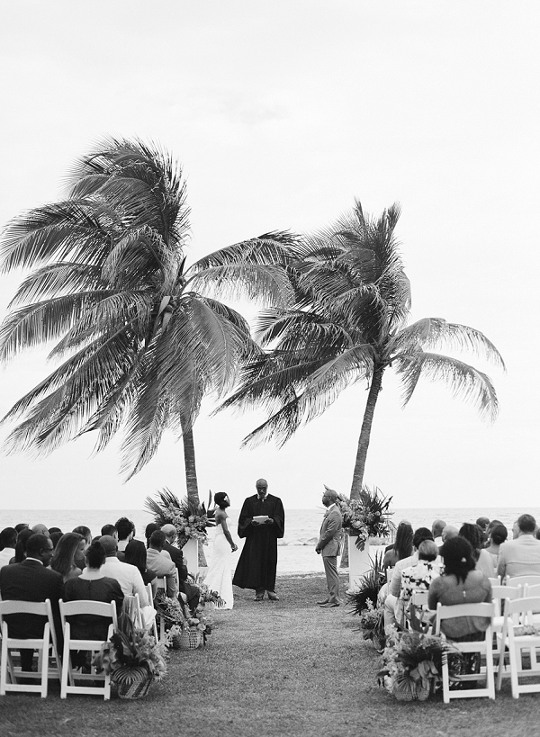 Fine Art Wedding In Jamaica | An Elegant Tropical Wedding In Jamaica By Fine Art Photographer Sylvie Gil Photography
