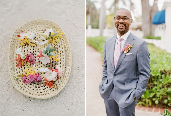Tropical Groom | An Elegant Tropical Wedding In Jamaica By Fine Art Photographer Sylvie Gil Photography