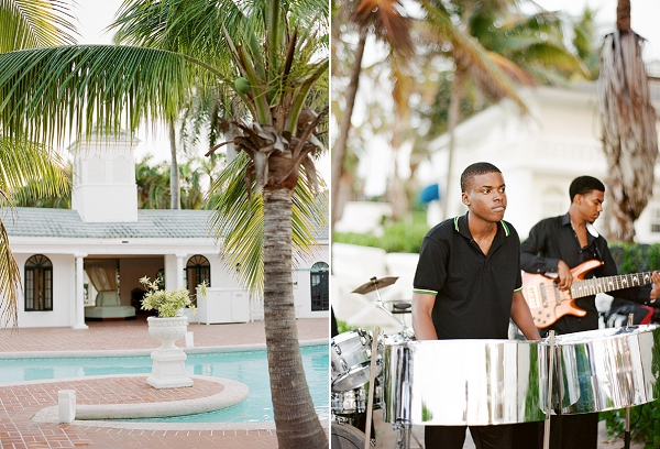Steel Pan Music at a Wedding In Jamaica | An Elegant Tropical Wedding In Jamaica By Fine Art Photographer Sylvie Gil Photography