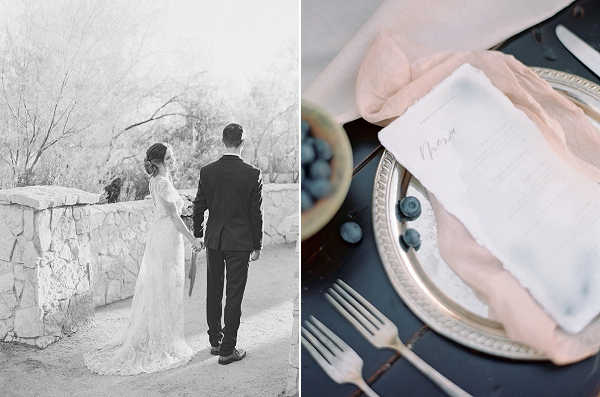 Calligraphy   Elegant Tuscan Inspired Elopement by Gaby J Photography
