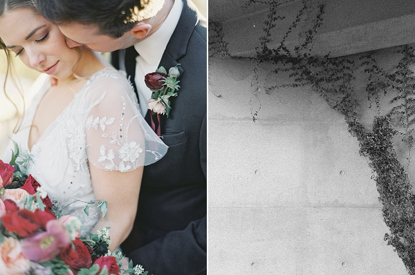 Bride and Groom   Elegant Tuscan Inspired Elopement by Gaby J Photography