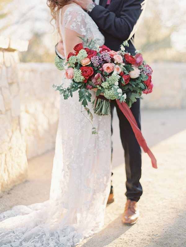 Bridal Bouquet   Elegant Tuscan Inspired Elopement by Gaby J Photography