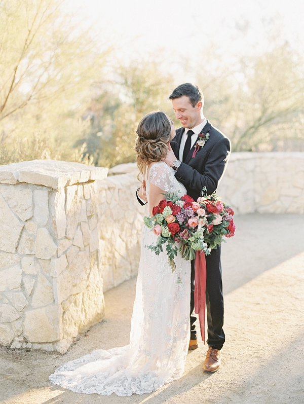Stunning Bouquet   Elegant Tuscan Inspired Elopement by Gaby J Photography