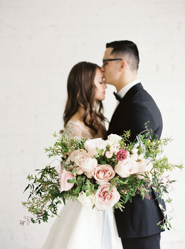 Bride and Groom | Modern Classic Wedding Ideas from Kristine Herman Photography