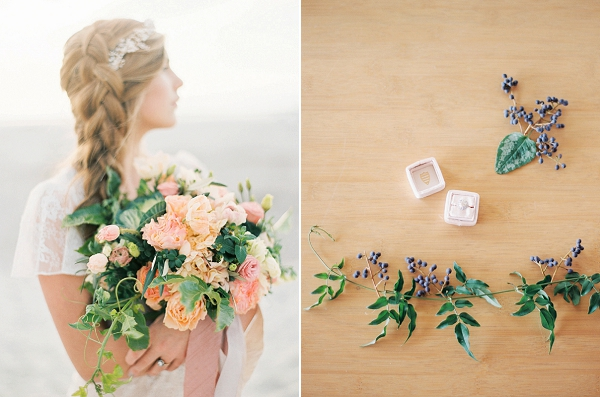 Wedding Ring | Romantic Early Morning Bridal Inspiration by Kristin La Voie Photography
