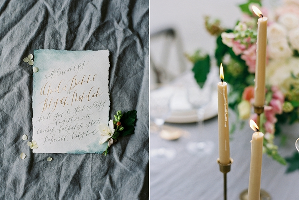 Calligraphy | Villa Romance By Shannon Moffit Photography
