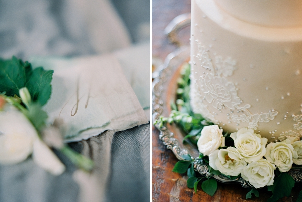 Wedding Cake | Villa Romance By Shannon Moffit Photography