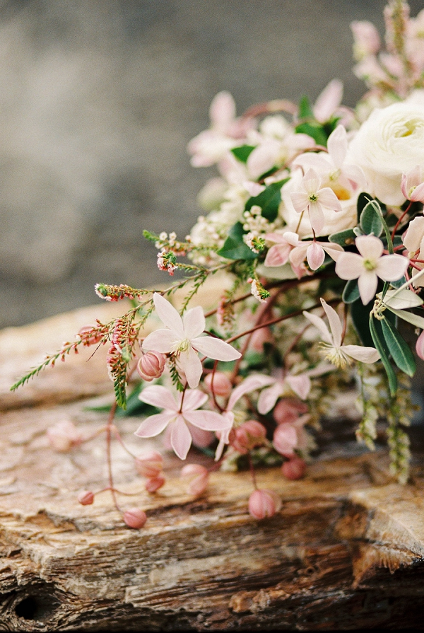 Flowers | Desert and Sage Organic Wedding Inspiration from Kerry Jeanne Photography