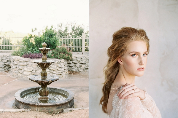 Bridal Makeup | Elegant Wedding Inspiration in an Old World Setting by Honey Gem Creative Photography