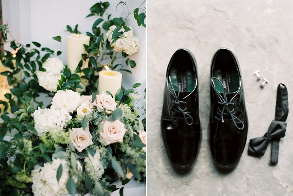 Groom's Shoes | Elegant and Organic Wedding Ideas by Elyse Jennings Weddings and Greer Gattuso Photography