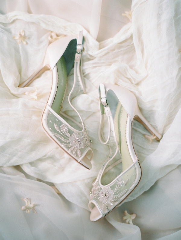 Bella Belle Wedding Shoes | Palace of The Fine Arts Elopement Ideas by Ivory & Vine Event Co. and Stephanie Brazzle Photography