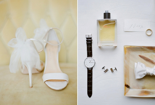 Getting Ready Details | Springtime In Paris Wedding Inspiration by Anna Grinets Photography