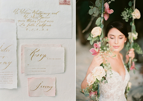 Floral Swing | Tropical Elopement Inspiration by Steve Torres Photography