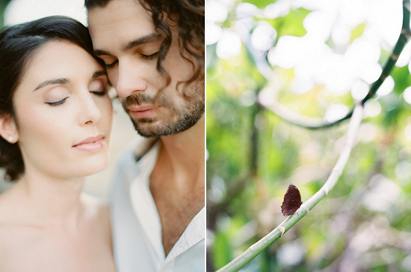 Destination Bride and Groom | Tropical Elopement Inspiration by Steve Torres Photography