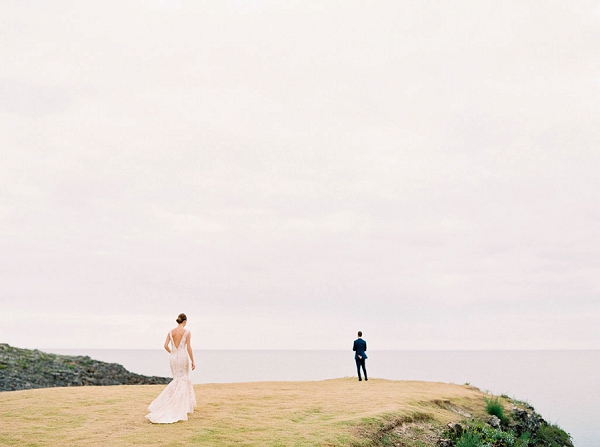 First Look | Glamorous Wedding Weekend in the Bahamas by Hunter Ryan Photography