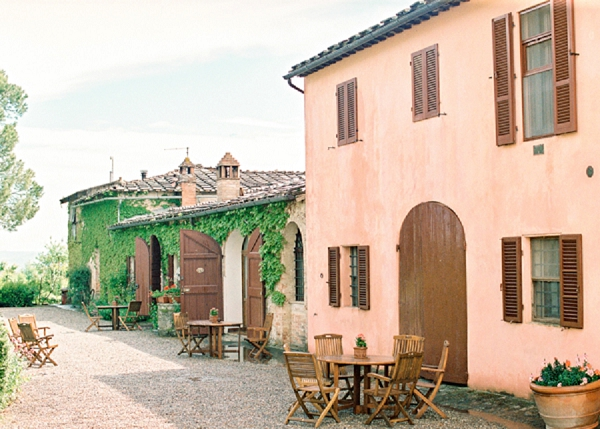 Rustic Italy | Intimate and Romantic Tuscany Destination Wedding by Kir & Ira Photography