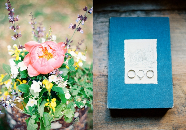 Wedding Rings | Intimate and Romantic Tuscany Destination Wedding by Kir & Ira Photography
