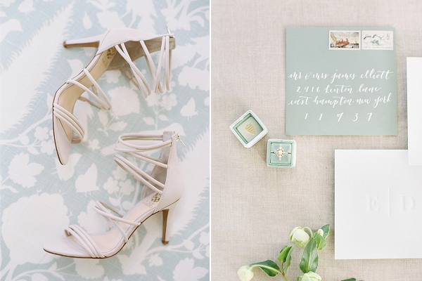 Bridal Shoes | Timeless Garden Wedding Elegance from Michelle Boyd Photography