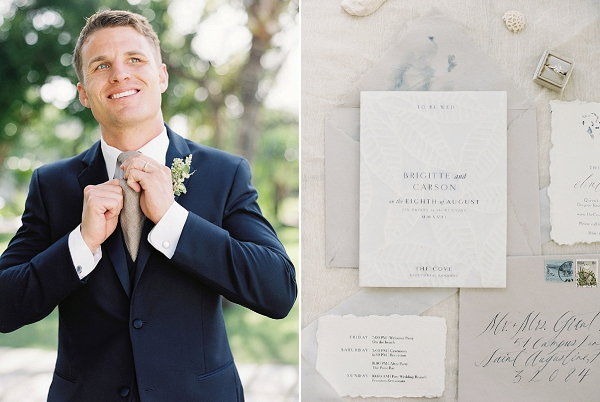 Groom | Tropical Beach Wedding Ideas By Simply Sarah Photography