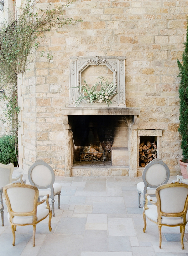 Ceremony | European Inspired Wedding Ideas With Old World Elegance by Jeanni Dunagan Photography
