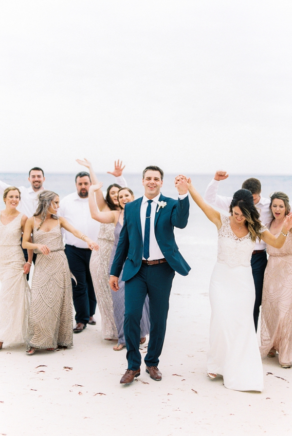 Bride and Groom | Tropical Tulum Wedding By Mason Neufeld Photography