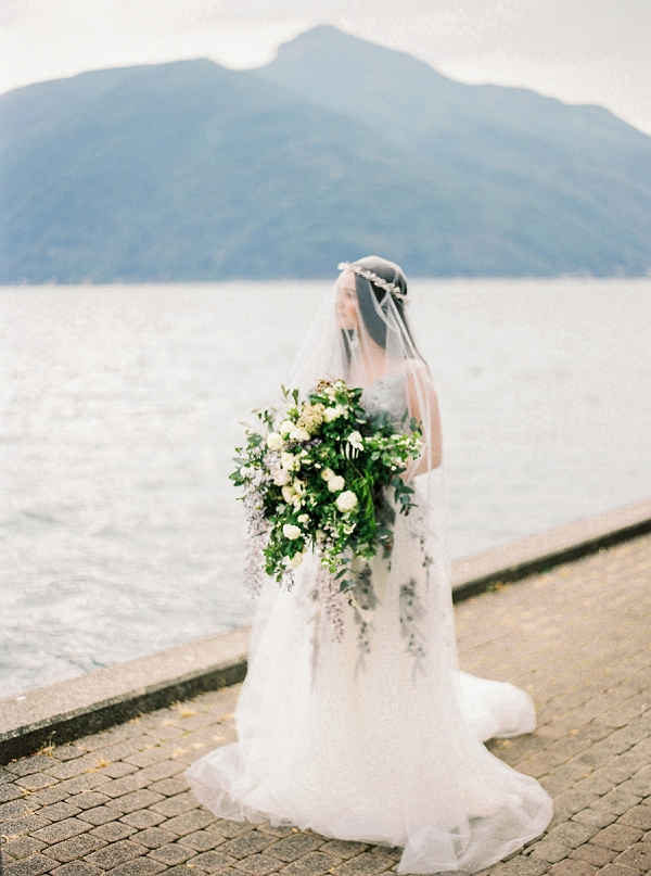 Regal Lilac Bridal Inspiration | Alex and Mary
