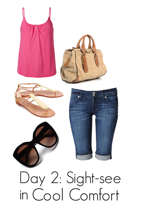 Polyvore Sightseeing