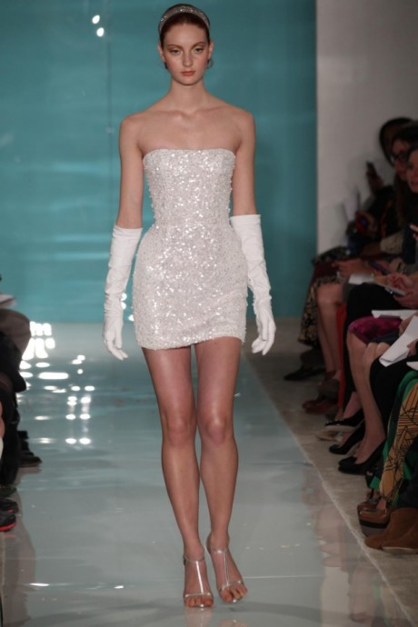 Reem Acra Short and Sweet