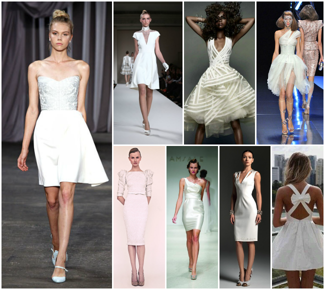 Futuristic-short-wedding-dresses
