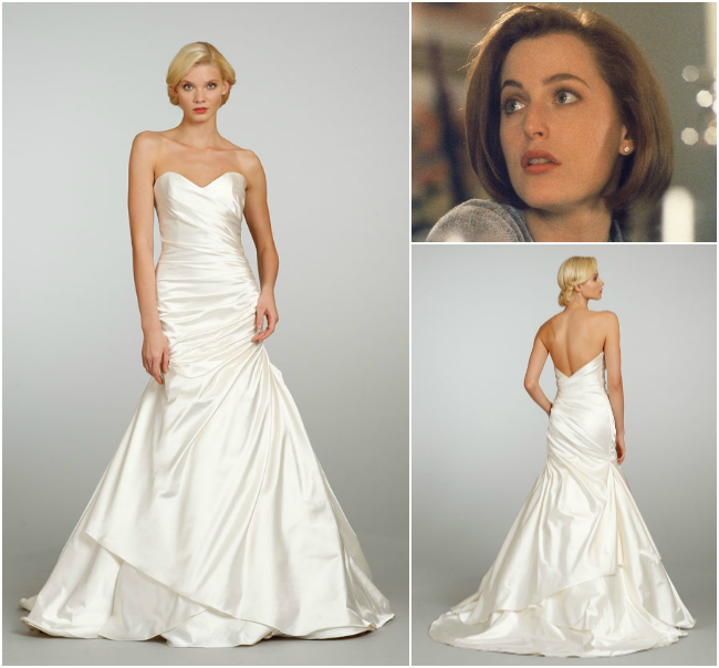 Bridal-Style-X-Files-Scully