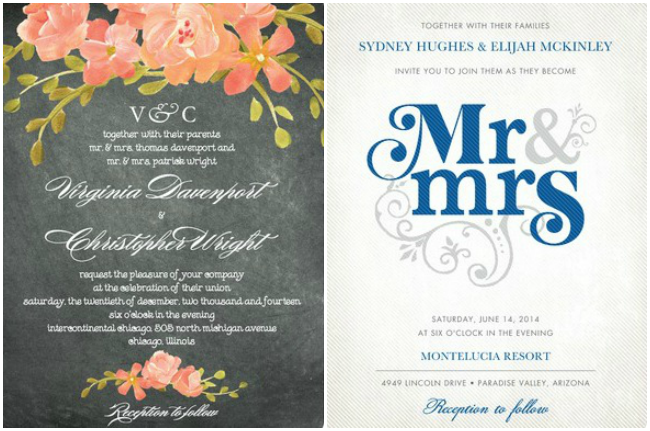 Ways To Save On Wedding Invitations: Guest Post: 3 Ways To Save On Your Wedding From Wedding