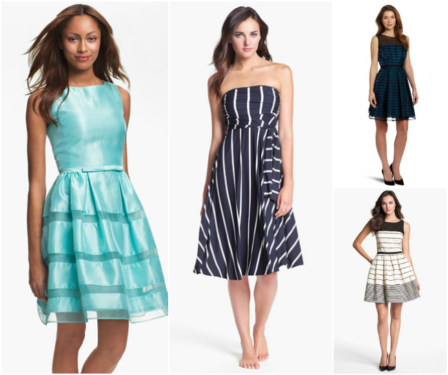 striped-bridesmaids-dresses-at-Nordstrom-and-Amazon