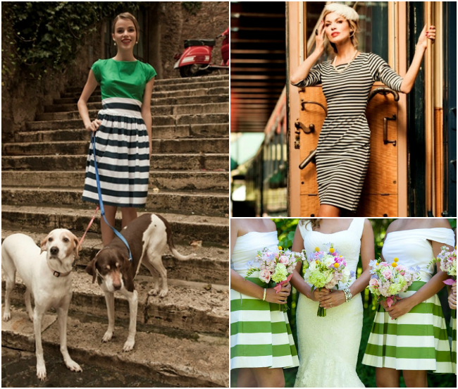 striped-bridesmaids-dresses-at-Shabby-Apple-and-Sandee-Royalty