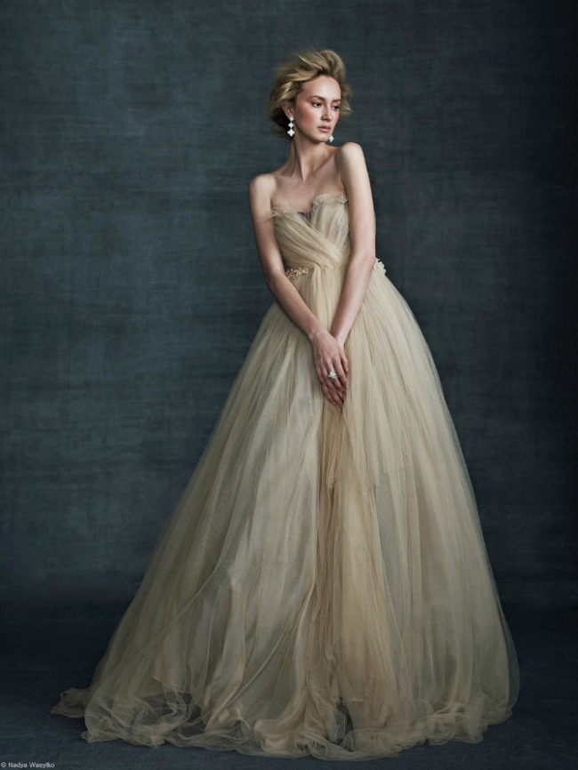 Wedding dresses by Samuelle Couture