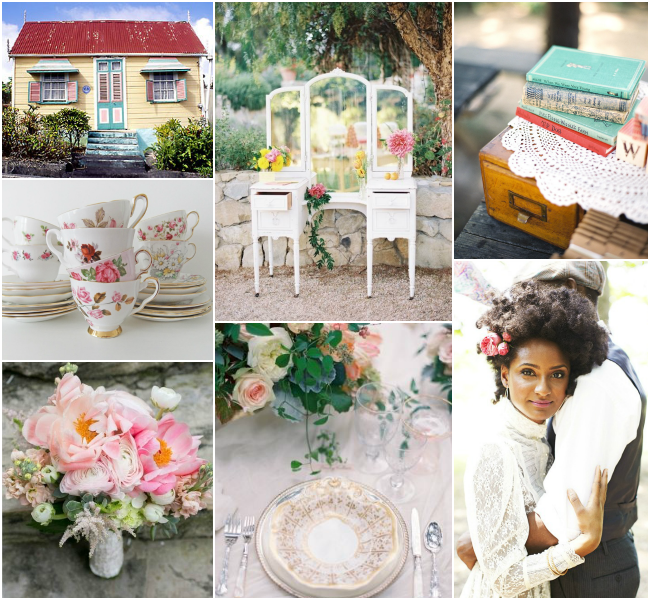 Vintage Inspiration: The Chattel House