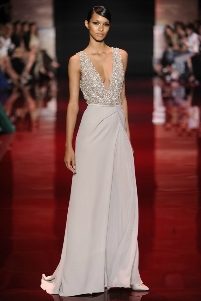 Not Your Average Dress - Elie Saab Fall 2013 Haute Couture Collection