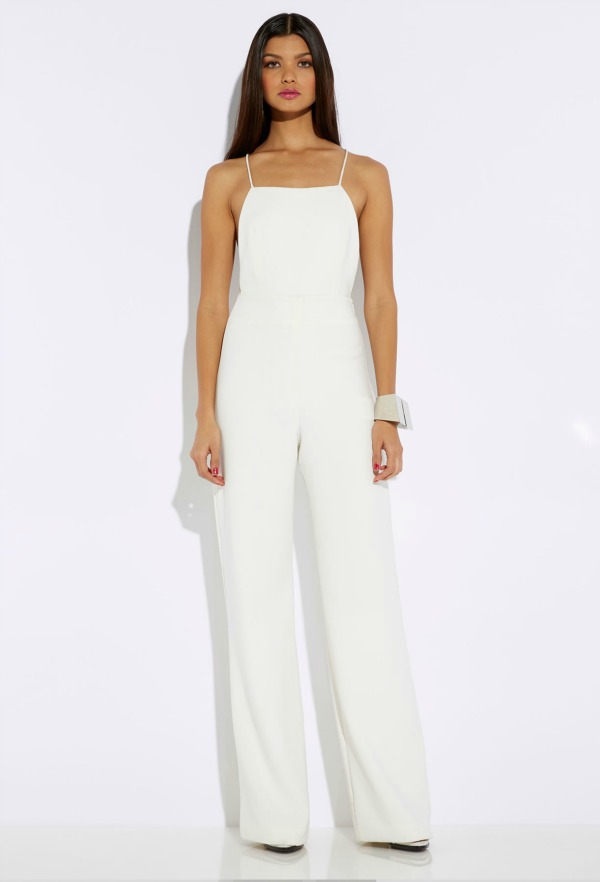 Rehearsal Dinner Style: Dressy Jumpsuit