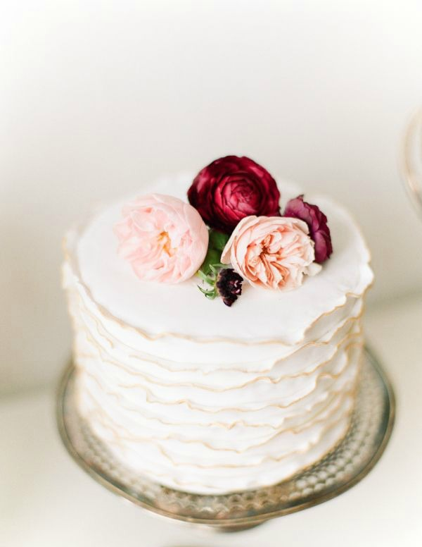 simple one layer wedding cakes wedding trend single tier cakes bajan wed 20000