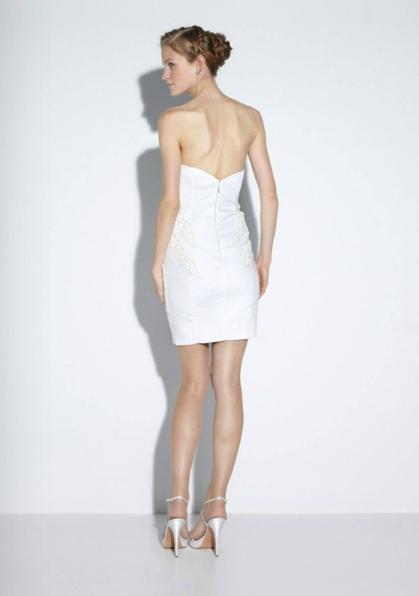 Nicole Miller Fall 2014 Bridal Collection