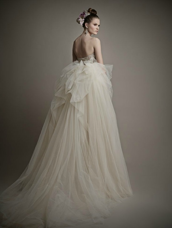 """""""Ang Mey""""- Ersa Atelier Bridal Collection 2015"""
