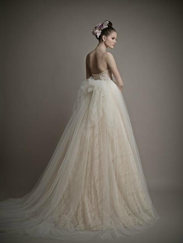 """""""Cleo""""- Ersa Atelier Bridal Collection 2015"""