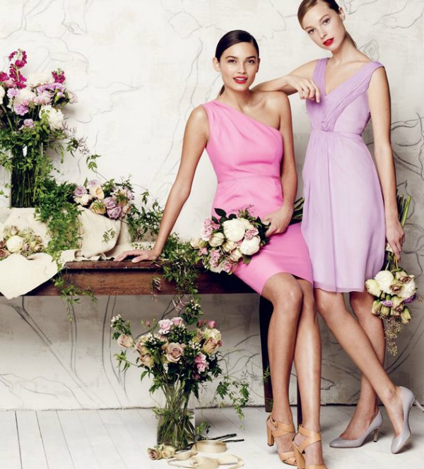 10 Bridesmaid Colour Combos For Tropical Or Beach Weddings Bajan Wed