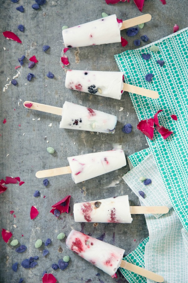 The Prettiest Ice Pops For Your Wedding | Bajan Wed