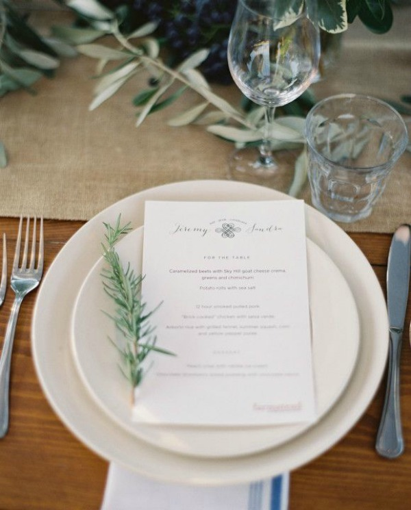 Ideas for a Tuscan Wedding Theme | Bajan Wed