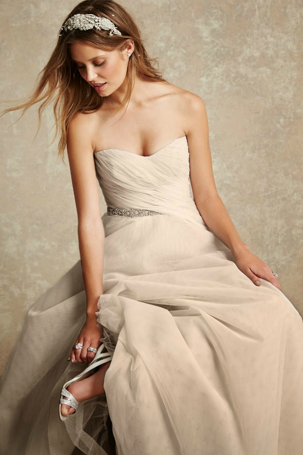 Monique Lhuillier Bliss 2015 Collection | Bajan Wed