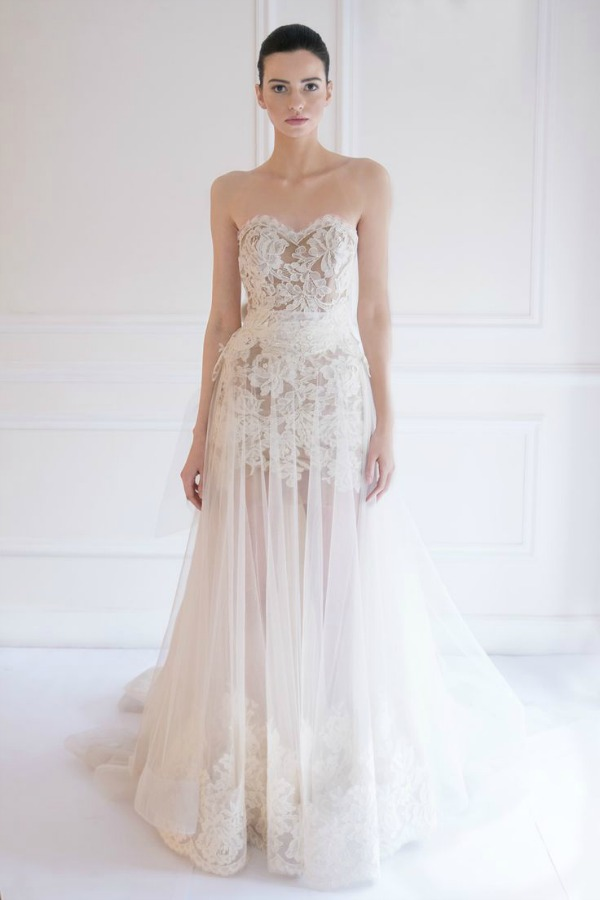 2014-2015 Maison Yeya Bridal Couture Collection   Bajan Wed