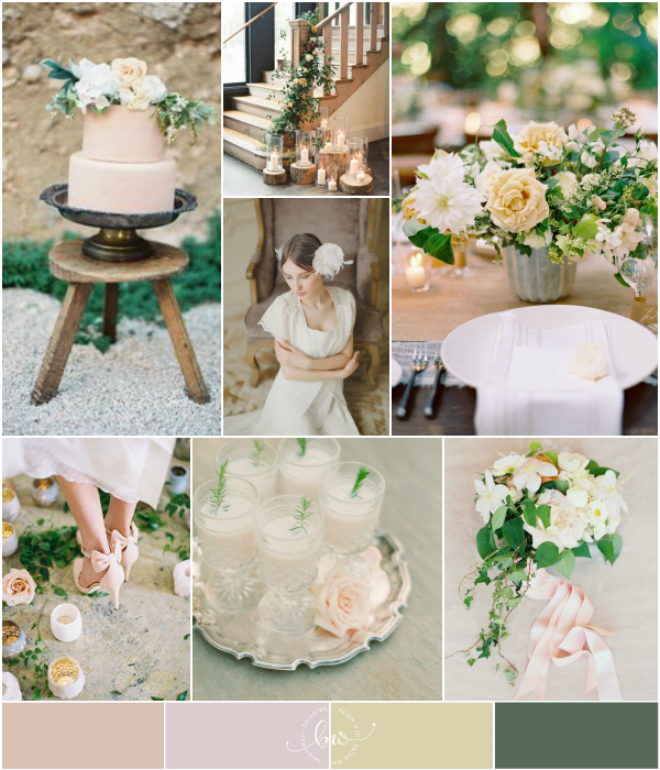 Romantic Neutral Palette | Bajan Wed