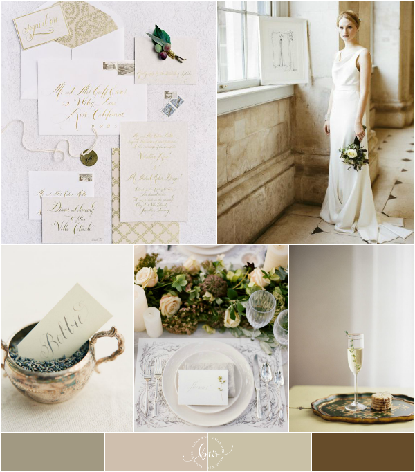 Combined Wedding Themes: Classic and Organic Inspiration | Bajan Wed